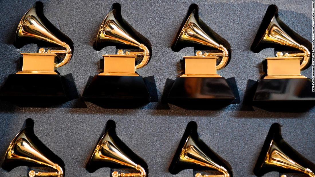 The Grammy Awards postponed due to Covid-19