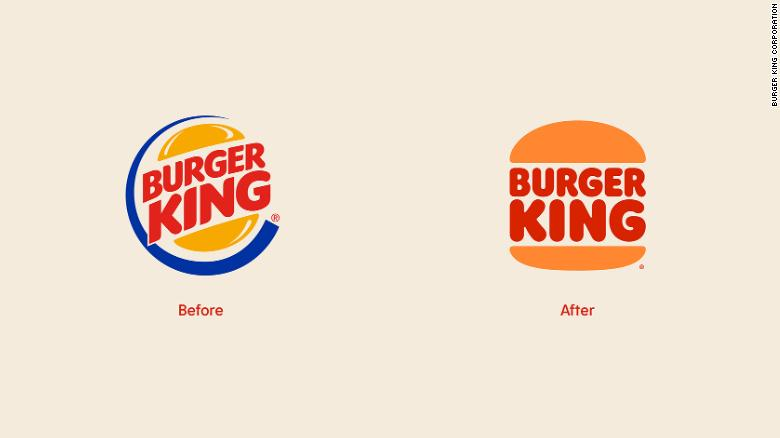 Burger King Debuts new logo looks like