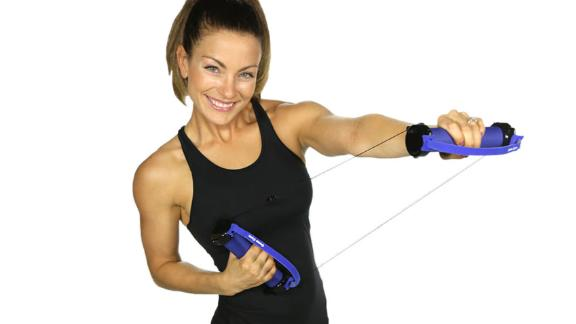 Portable Resistance Band Workout System