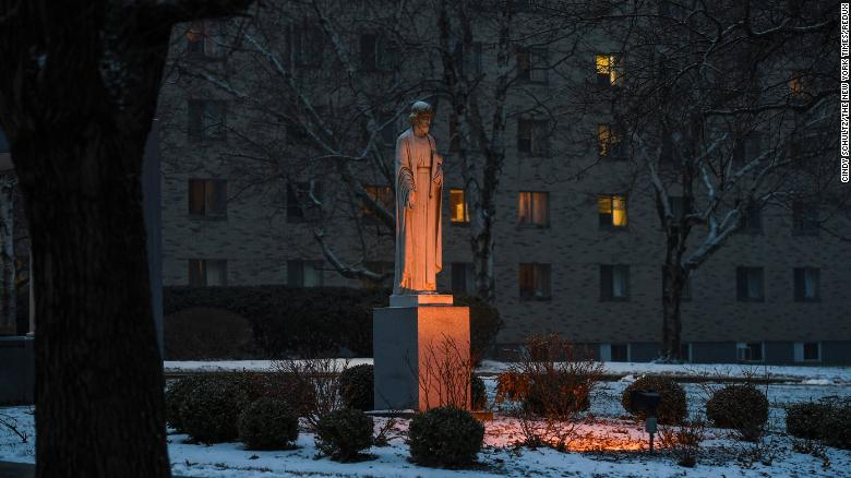 A Covid-19 outbreak that tore through a New York convent infected 47 sisters and killed 9