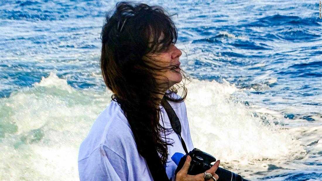 The woman who helped reveal whale migration in Kenya