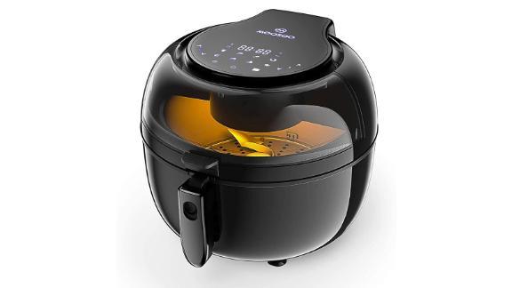 Moosoo 7-Quart Air Fryer