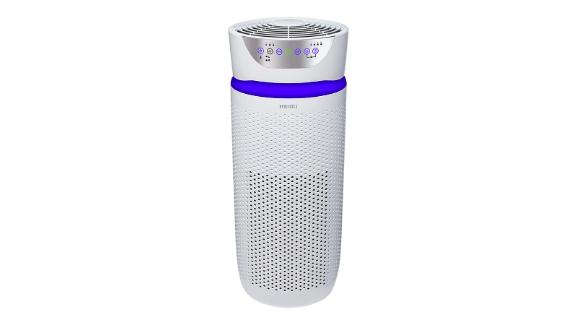 Homedics TotalClean Deluxe 5-in-1 Tower Air Purifier
