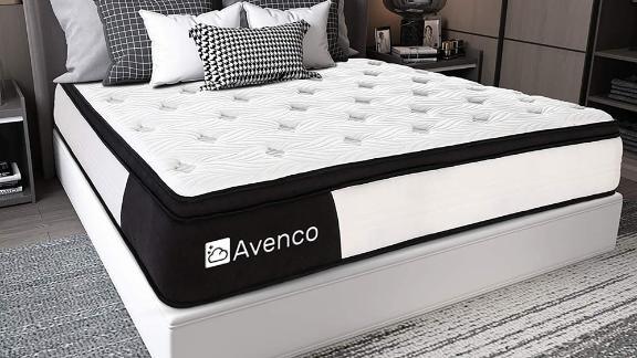 Avenco Hybrid Full Mattress