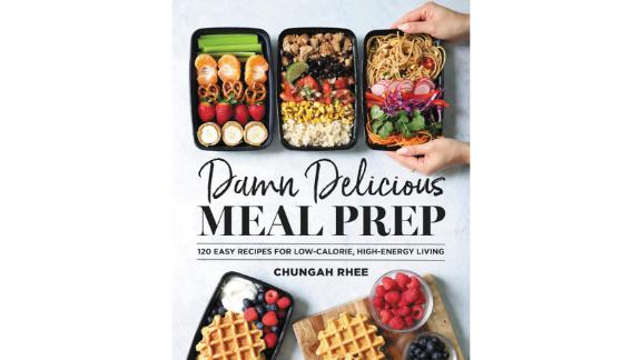 210105150238 meal damn delicious meal prep  115 easy recipes for low calorie high energy living by chungah rhee live video