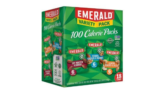 Emerald Nuts 100-Calorie Variety Pack