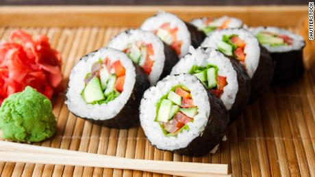 Learning to make sushi is a great way to challenge yourself in the kitchen.