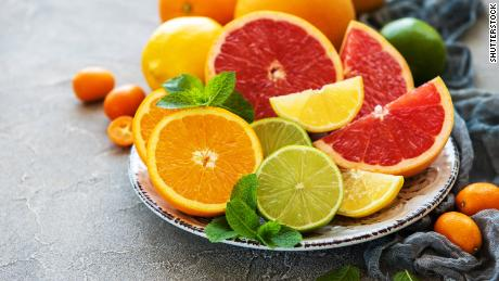 Vitamin-rich citrus fruits are in peak season right now.