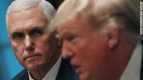 Pence and Trump finally speak after post-riot estrangement
