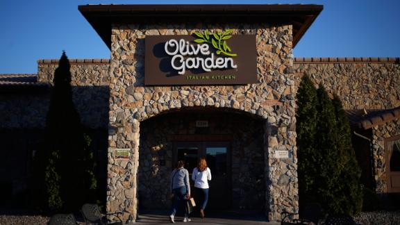Darden, which owns Olive Garden and Longhorn Steakhouse, has slimmed down menus in the pandemic.