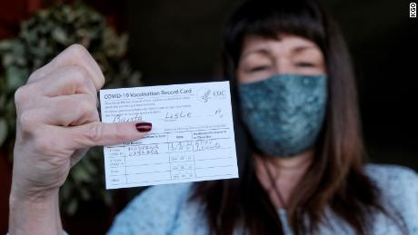 That Covid-19 vaccine card was supposed to be a ticket to happier times. But for some people, it's still a rough go.
