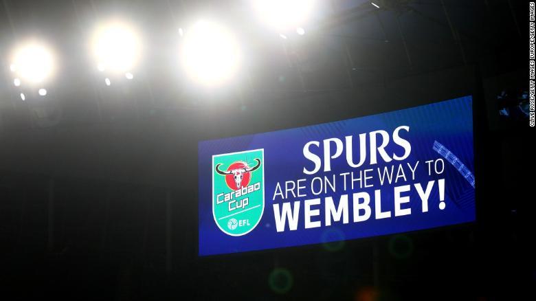 Tottenham berpeluang merebut trofi mayor pertama sejak 2008.