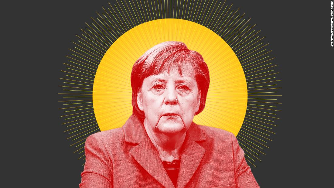 Merkel endured as others came and went. Now world's crisis manager steps down