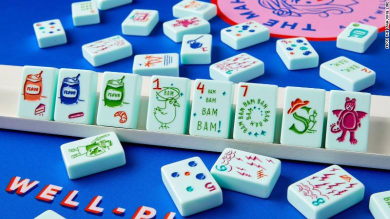 Company that makes mahjong sets apologizes after critics say it game designs were culturally insensitive