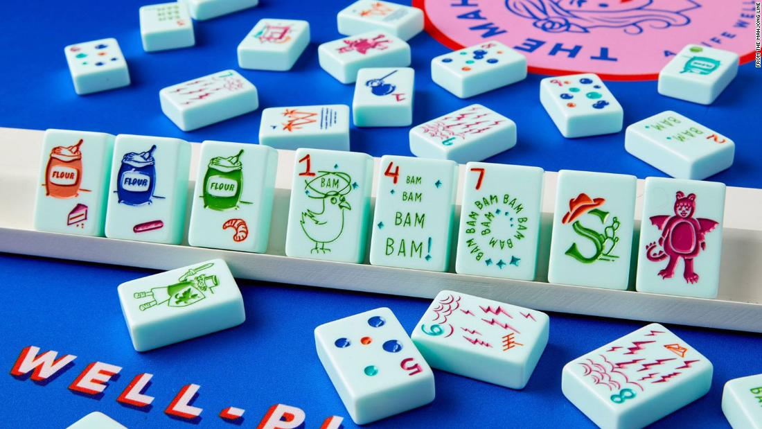 Company that makes mahjong sets apologizes after critics say it game designs were culturally insensitive - CNN
