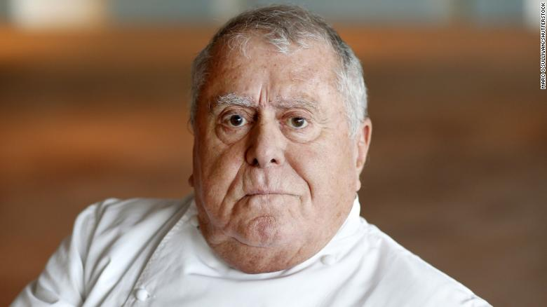"""Chef and restaurateur <a href=""""https://www.cnn.com/travel/article/albert-roux-death-intl-scli-gbr/index.html"""" target=""""_blank"""">Albert Roux</a> died January 4 at the age of 85. Roux founded Britain's first Michelin-starred restaurant, Le Gavroche, and revolutionized London's restaurant scene."""