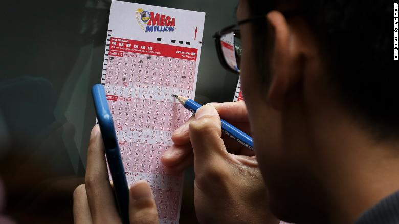 The Mega Millions jackpot is almost half a billion dollars, the 8th largest in history