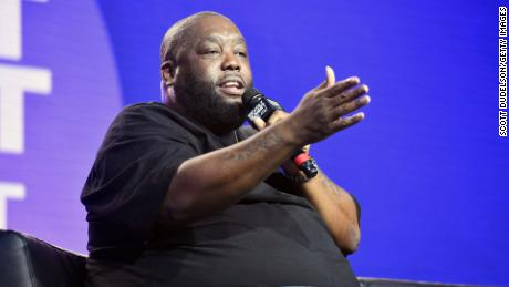 Rapper Killer Mike attends the REVOLT & AT&T Summit on October 25, 2019 in Los Angeles, California.