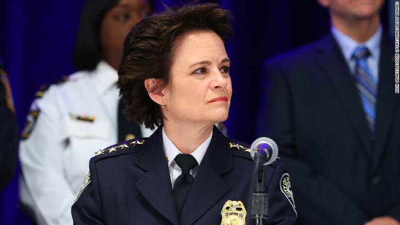 Former Atlanta police chief to lead Louisville Metro Police Department in the wake of Breonna Taylor shooting death