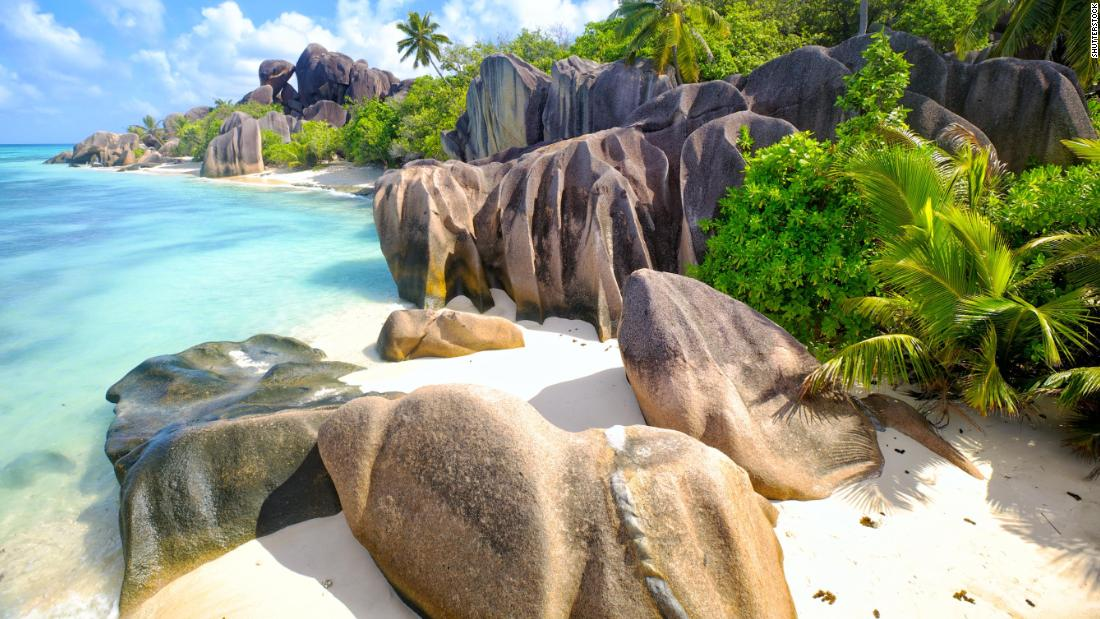 Seychelles opens to Covid-vaccinated travelers