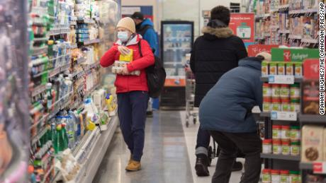 Quebec locks down further, fearing a collapse of its hospitals