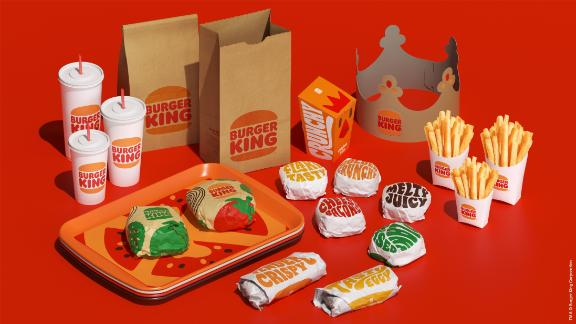 Image for Here's what Burger King's new logo looks like
