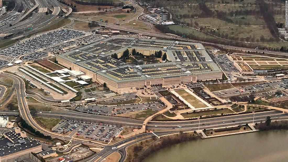 Pentagon review panel recommends taking sexual assault investigations out of commanders' hands