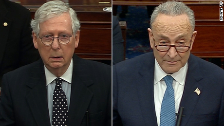 Why Republicans Are Still Responsible for Some Key Senate Proceedings While Sumer and McConnell Work on Power Sharing
