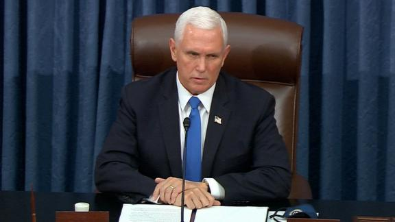 Mike Pence remarks vpx