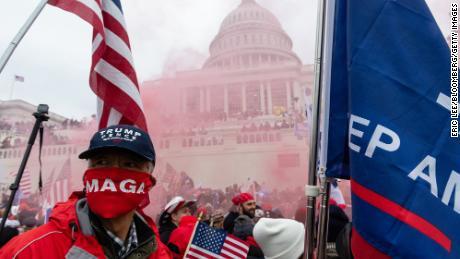 Время от времени фондовый рынок США не беспокоили гражданские волнения.