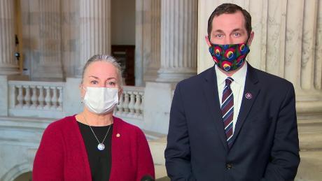 Congressman: I haven't felt that way since I was a Ranger in Iraq