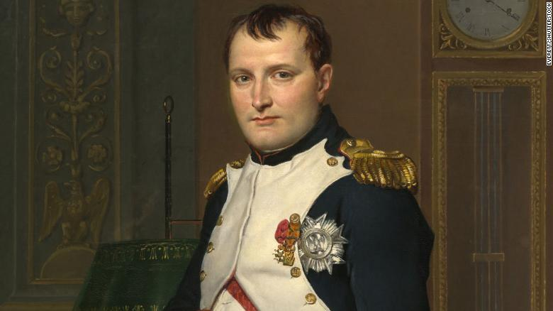 Rare doctor's note reveals Napoleon Bonaparte's poor health in later years