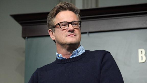 "NEW YORK, NY - NOVEMBER 12:  Joe Scarborough attends the ""The Right Path: From Ike To Reagan, How Republicans Once Mastered Politics - And Can Again"" book event on November 12, 2013 in New York, United States.  (Photo by Rob Kim/Getty Images)"