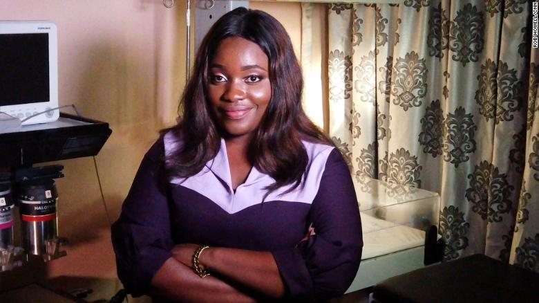 Chika Madubuko was inspired to start her health care company after a personal experience.