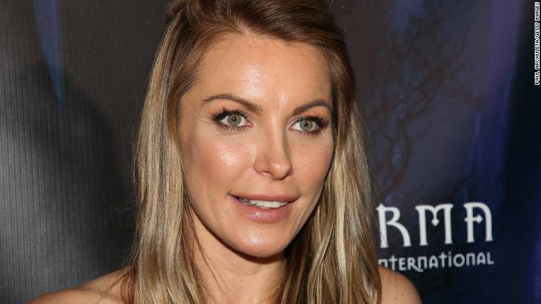 Crystal Hefner says she almost died during cosmetic surgery
