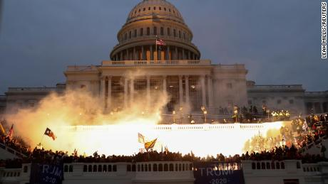 US Capitol Police chief to resign after Wednesday's riots