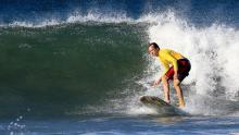 """Book author Tom Vanderbilt took up surfing, juggling and more: """"There's this whole new world that's open to you,"""" he said."""