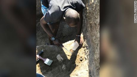 During the excavations, fossils and the oldest known Oldowan stone tools were found. Oldowan referrs to the Lower Paleolithic culture of Africa from about 1.5 to 2 million years ago.