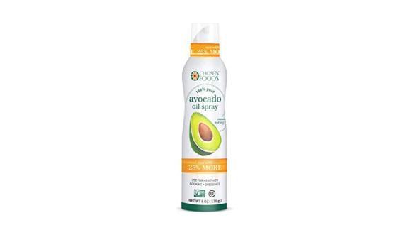 Chosen Foods 100{d9cf345e272ccae06ddf47bdd1d417e7fd8f81a9d196cc6ace4cb20fad8f4c22} Pure Avocado Oil Spray