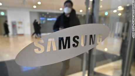 Samsung says profits are rising, but smartphone competition is fierce