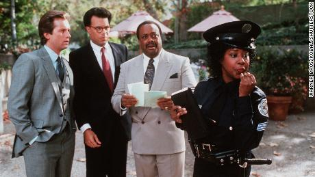 "Marion Ramsey starred in six of the ""Police Academy"" films."