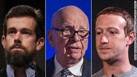 Лидерам бизнеса, таким как Цукерберг, Дорси и Мердок, должно быть стыдно за то, что они позволили Трампу