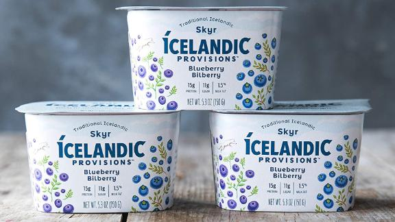 Icelandic Provisions Traditional Skyr Yogurt
