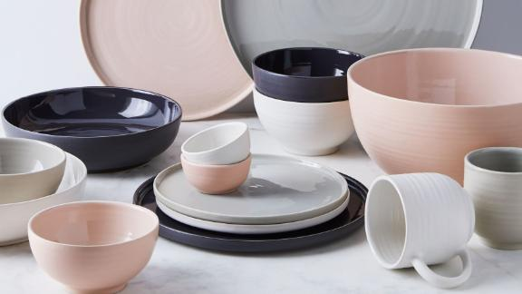 Hawkins New York Shaker Ceramic Dinnerware