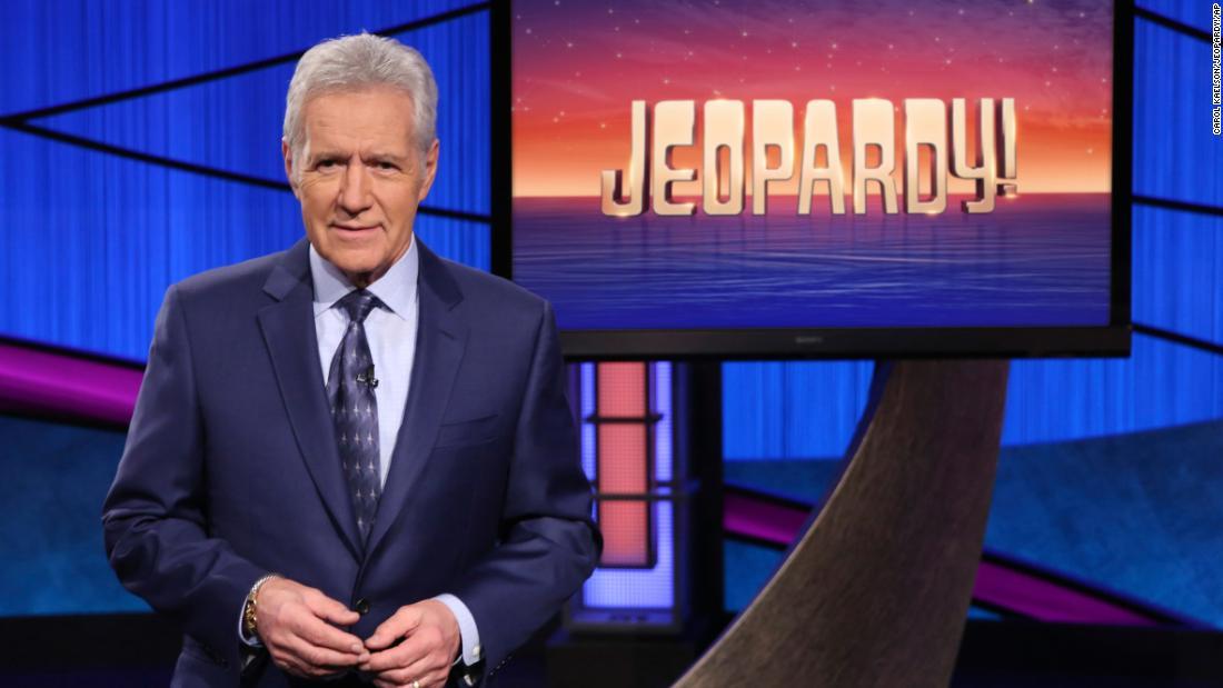 'Jeopardy!' posts a final message for longtime host Alex Trebek