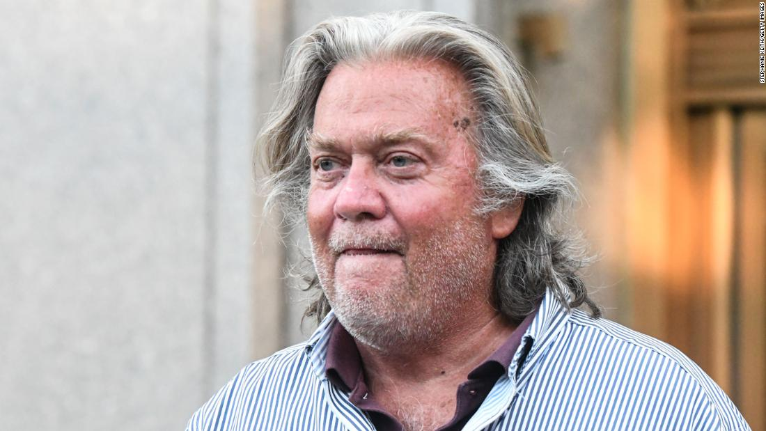 Trump pardons Steve Bannon as one of his final acts in office thumbnail