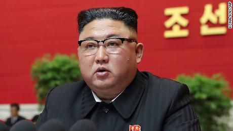 Kim Jong Un says North Korea is developing tactical nukes, new warheads and a nuclear-powered submarine