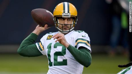 Quarterback Aaron Rodgers pledges $500,000 to help small businesses