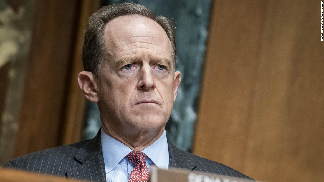 Republican Sen. Pat Toomey says he thinks Trump 'committed impeachable offenses' – CNN