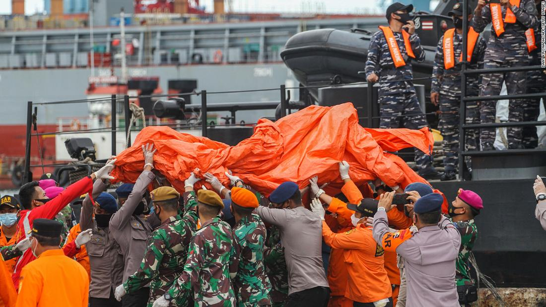 Black boxes located at Indonesian airliner crash site